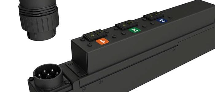 Vertiv Introduces Rack Power Distribution Unit